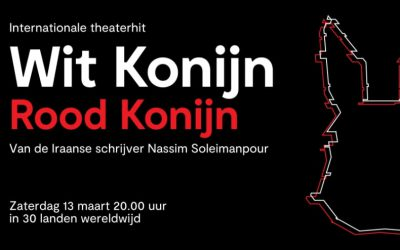 Internationale theaterhit Wit Konijn, Rood Konijn!